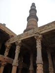 Self, Qutb Minar - New Delhi (2012)