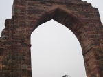 Entry, Qutb Minar - New Delhi (2012)