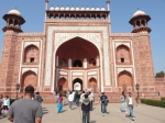 Front Gate, Taj Mahal - Agra (2012)