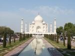The Taj, Taj Mahal - Agra (2012)