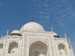 Sky Blue, Taj Mahal - Agra (2012)