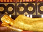 Reclining Buddha - Chiang Mai, Thailand (2012)
