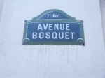 Bosquet, Paris (2012)