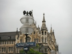 Marienplatz - Munich, Germany (2012)