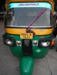 PB Rickshaw, India (2012)