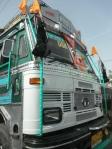 Trucking, India (2012)