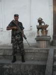 Nepali military, 2012
