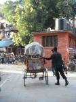 Push cart, 2012