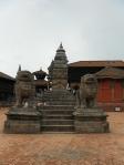 Bhaktapur Temple, 2012