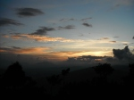 Sunset in Nagarkot, 2012