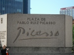 Plaza de Picasso - Madrid, Spain (2012)