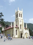 Christ Church (Shimla, 2013)