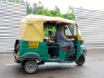 U.P. tuk tuk, Lucknow, India (2013)