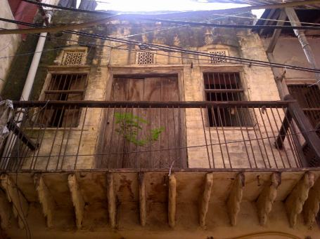 What's left of a Haveli