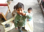 Shy, Dharmsala, India 2013