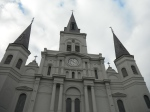 St. Louis Cathedral, New Orleans, 2014