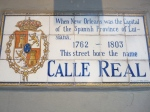 Calle Real, New Orleans, 2014