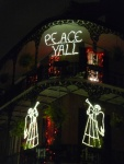 Peace, New Orleans, 2014
