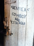 Cowboy is not here, Maputo, 2014