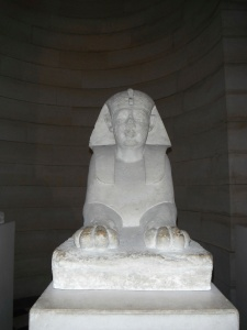 Sphinx in Paris