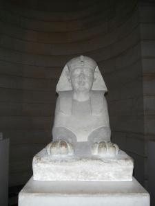 Sphinx in Paris