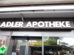 GERMANY, Frankfurt - Apothecaries are still real.