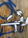 Abandoned graff, DC