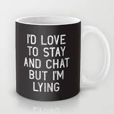 chat mug by vectored life